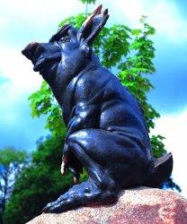Guentberge-fabelhund
