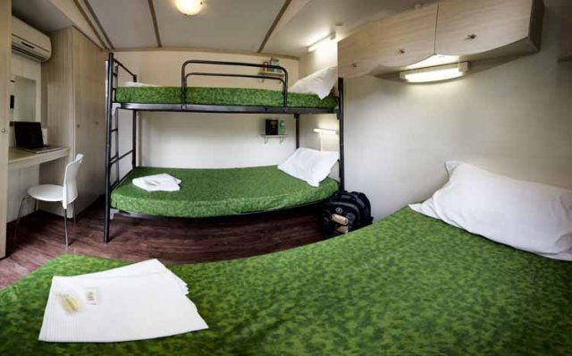 Bungalow-letto-a-castello