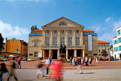 Klassenfahrt nach Weimar im A&O-Hostel – Geschichte hautnah erleben