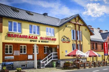 Klassenfahrt Riesengebirge - Hotel Biathlon Sport & Resort ***