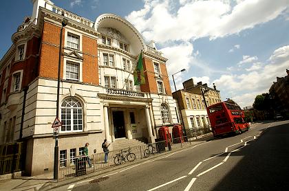 Klassenfahrt London - Clink78 Hostel