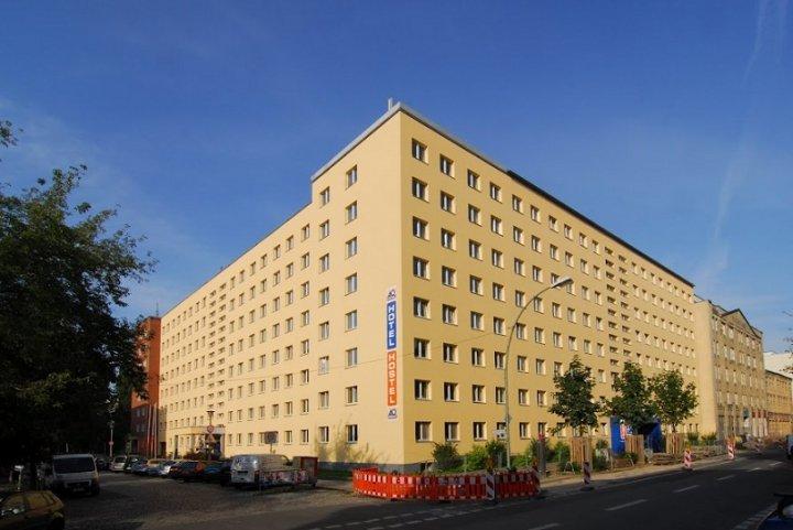 Berlin im A&O Hostel