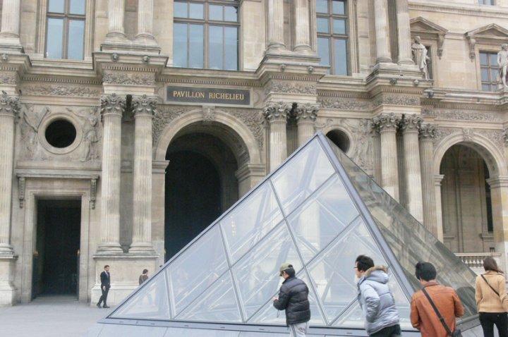 Klassenfahrt Paris - Etap Hotel Paris Porte de Montmartre