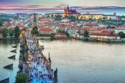 Klassenfahrt Prag - Golf Hotel****