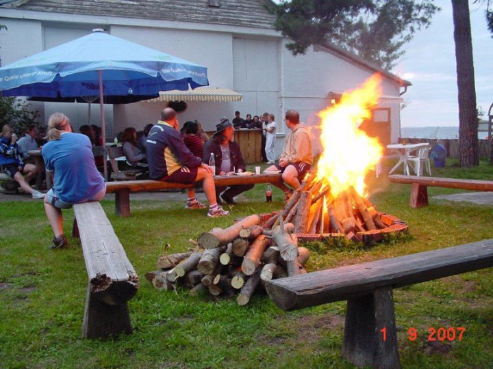 Ostsee Seebad Lubmin im Sport- und Jugendhotel Schawi