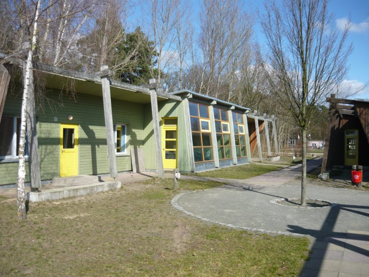 Bollmannsruh am Beetzsee Nähe Potsdam