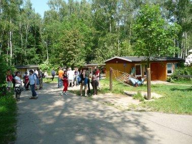 Limbach-Oberfrohna – Feriendorf mit Bungalows