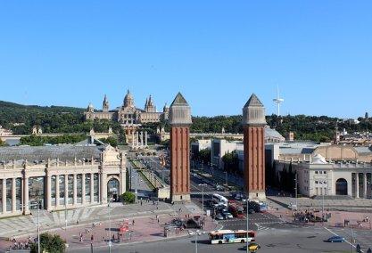 Klassenfahrt Spanien - Barcelona