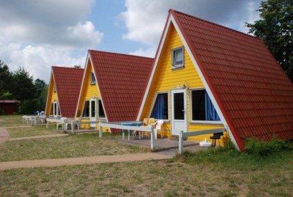 Mecklenburgische Seenplatte Ferieninsel Tietzowsee